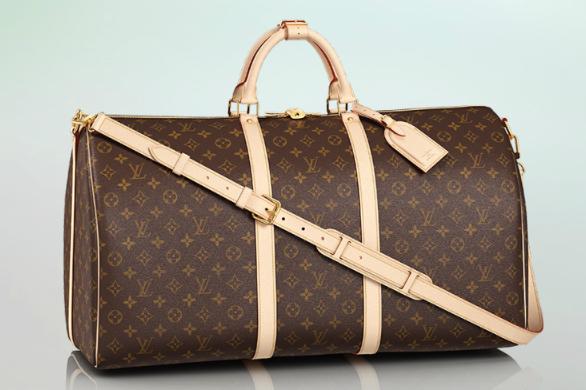 12470cda1c LouisVuitton Keep All  -) Louis Vuitton Keepall