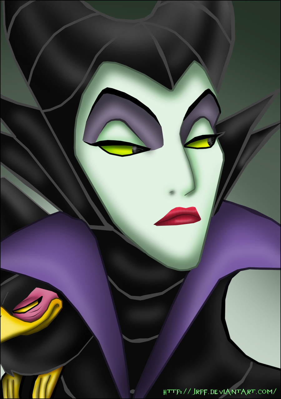 The Mistress Of All Evil By Ary Disney Disney Maleficent