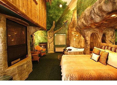 General News: Images of the strangest bedrooms in the world very strange designs...