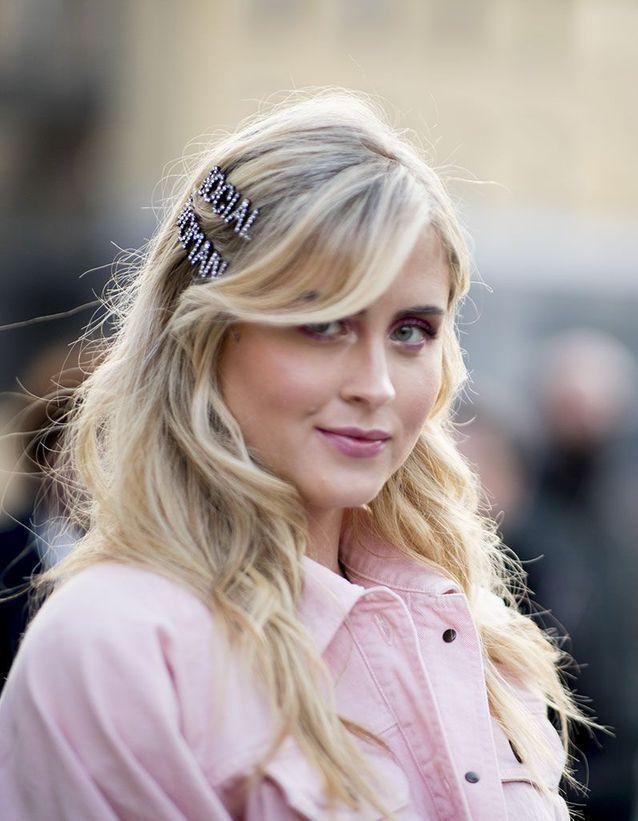 Tresse cheveux courts avec frange : Les plus belles coiffures de la Fashion Week