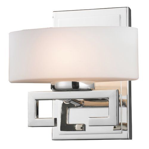 Found It At Wayfair Cetynia 1 Light Bath Sconce Vanity