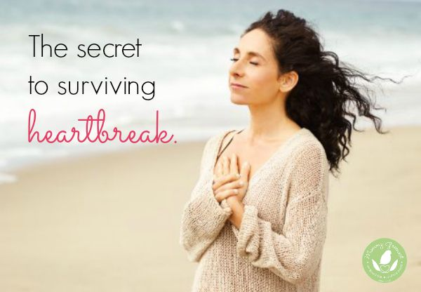 Healing Heartbreak Through Yoga: Mandy Ingber - http://www.mommygreenest.com/healing-heartbreak-yoga-mandy-ingber/