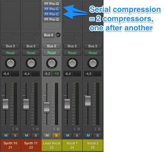 how to mix vocals serial compression hi fidelity dj revolution pinterest musique. Black Bedroom Furniture Sets. Home Design Ideas