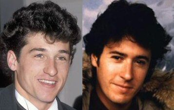 Anyone Ever Confuse Patrick Dempsey L With Rob Murrow R The Two