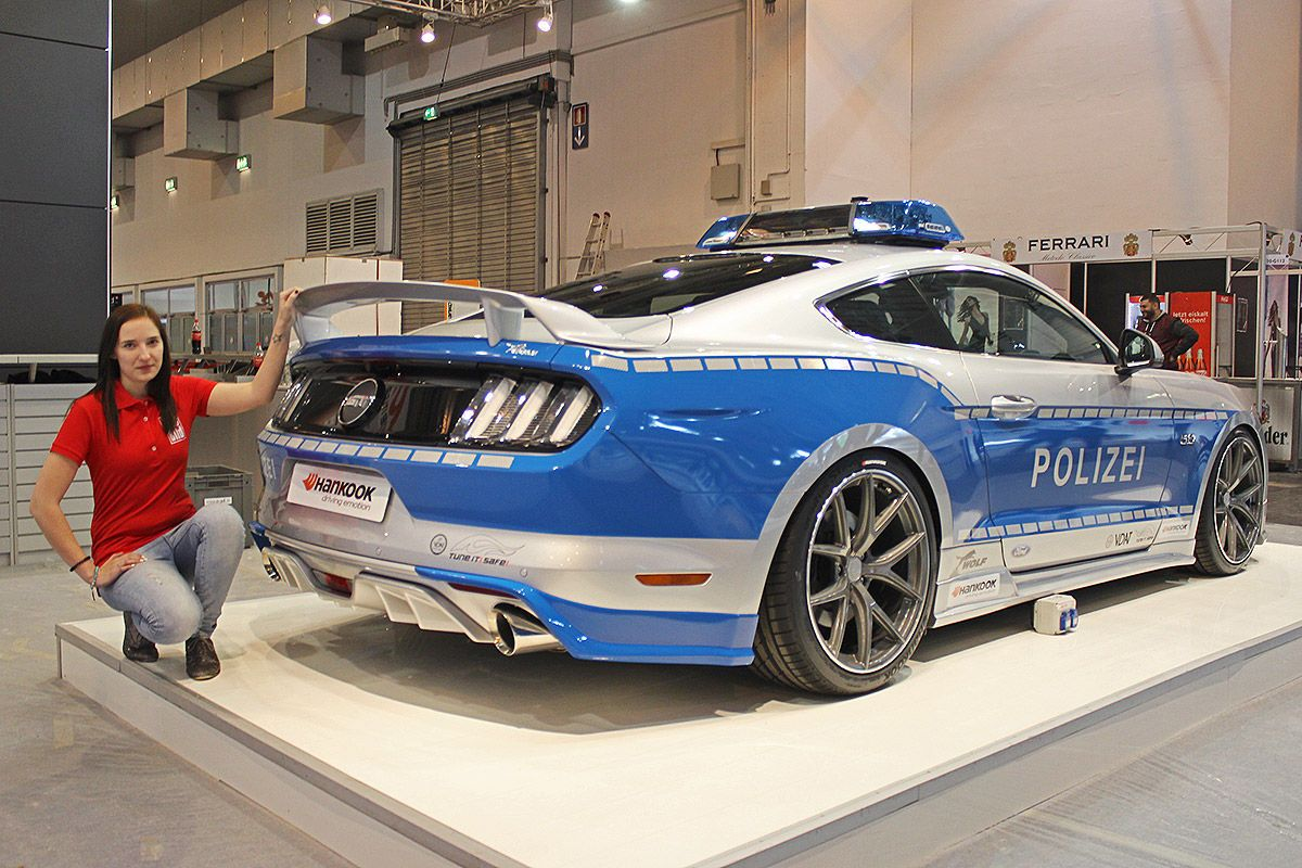 Ford Mustang Gt Tune It Safe Im Test 2016 Sitzprobe Mustang