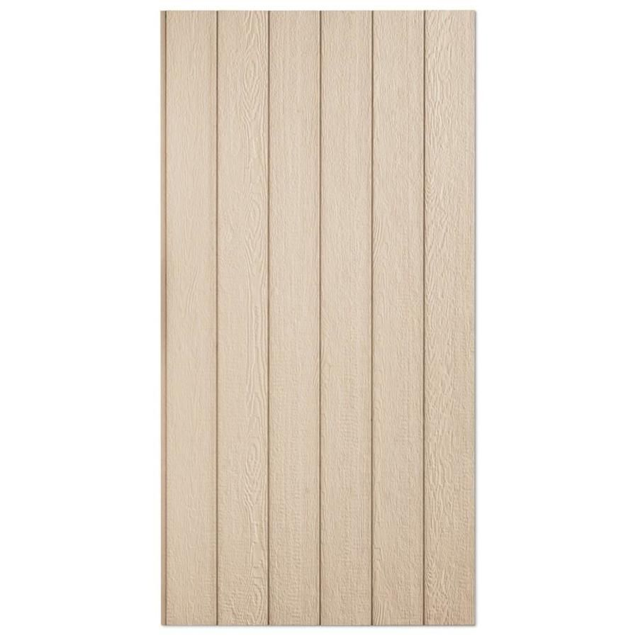 Smartside 76 Series Primed Engineered Lap Siding Common 0 437 In X 6 In X 192 In Actual 0 375 In X 5 844 In X 191 875 In Lowes Com Wood Panel Siding Wood Siding Panel Siding