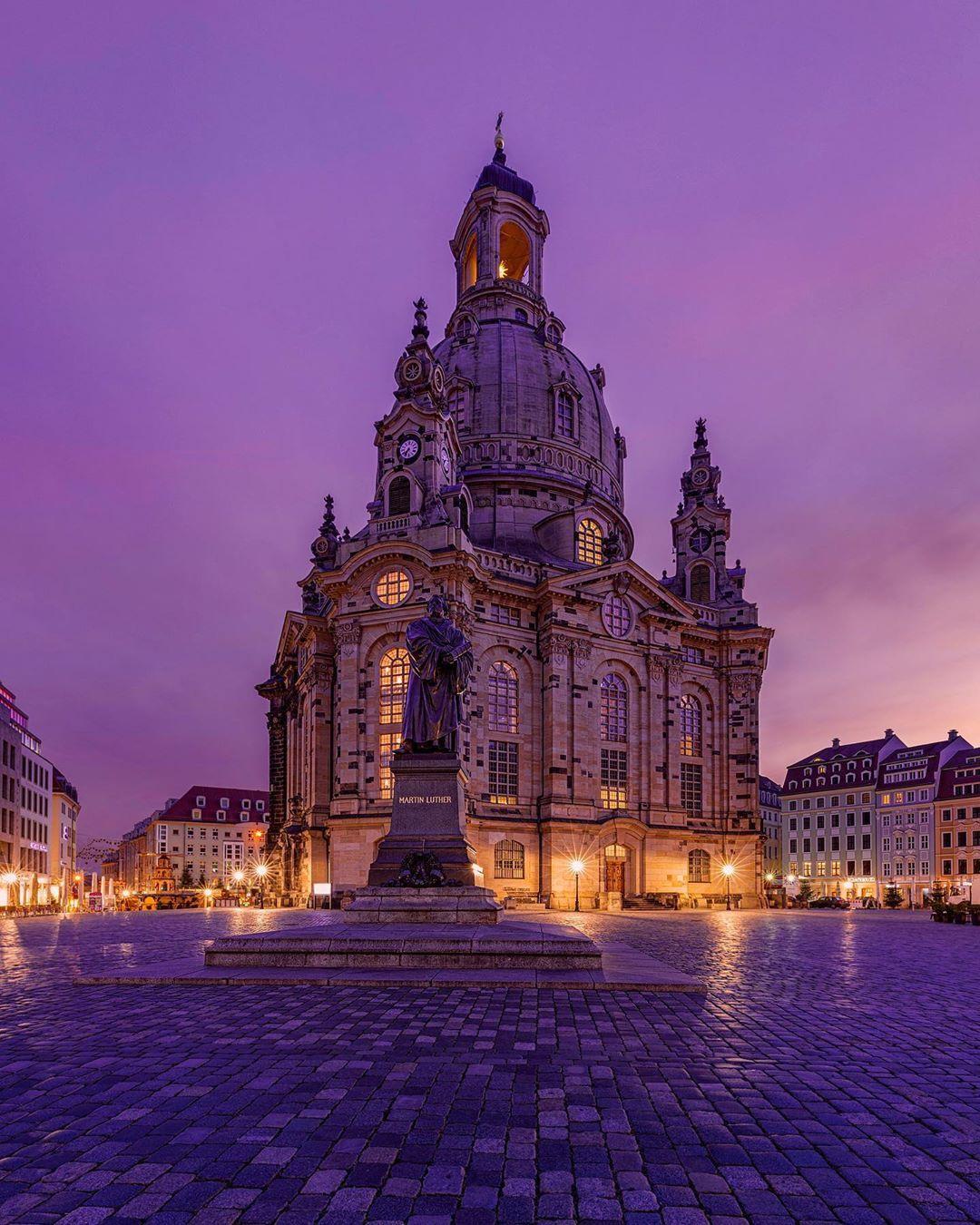 Gefallt 318 Mal 10 Kommentare Christian Wenglorz Christian Wenglorz Auf Instagram Die Dresdner Frauenkirche Im Sonnenaufgang Big Ben Places Landmarks