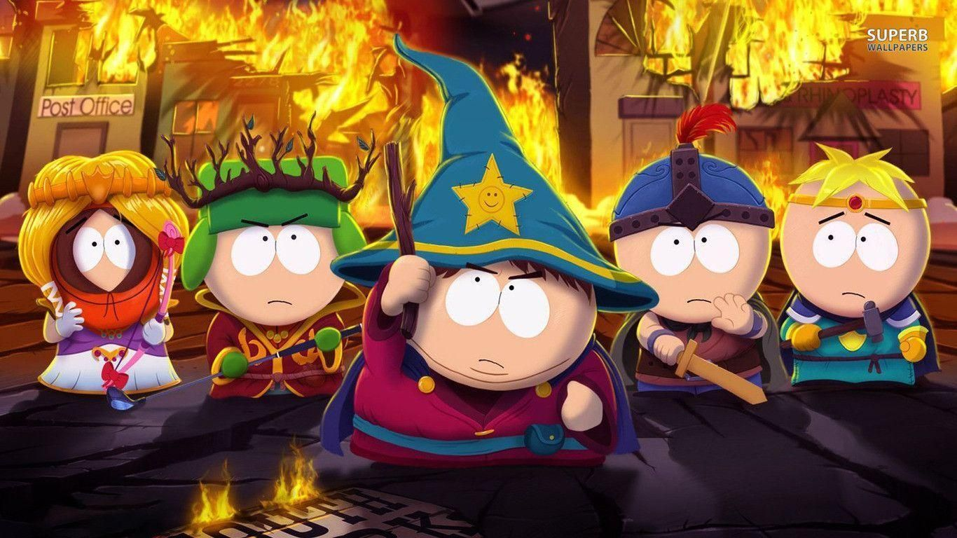 South Park Wallpaper Hd Resolution South Park Cartoon Wallpaper South Park Characters