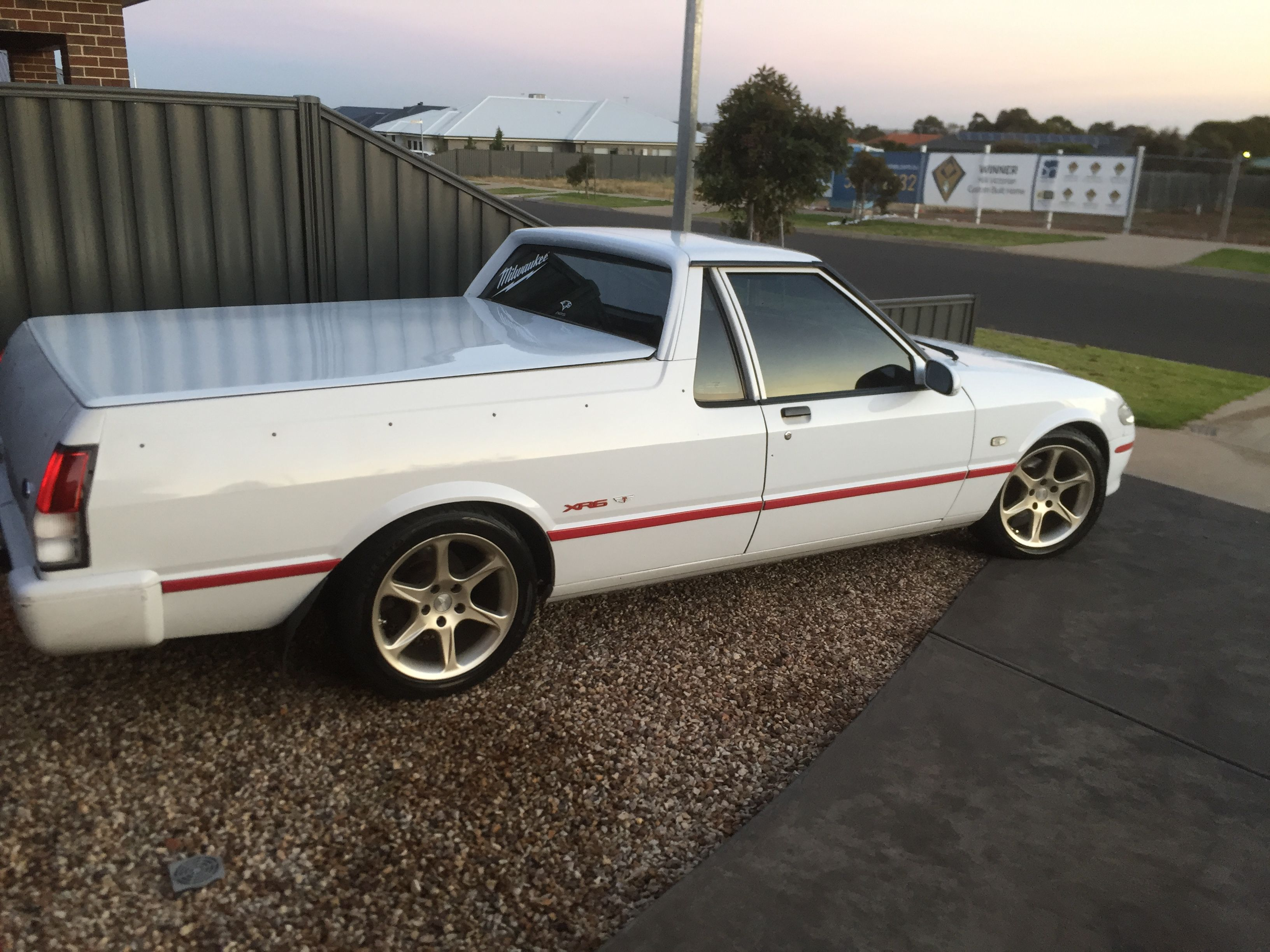 Ford Falcon XH ute XR6 Australian Muscle Cars, Aussie Muscle Cars, Ford  Falcon,