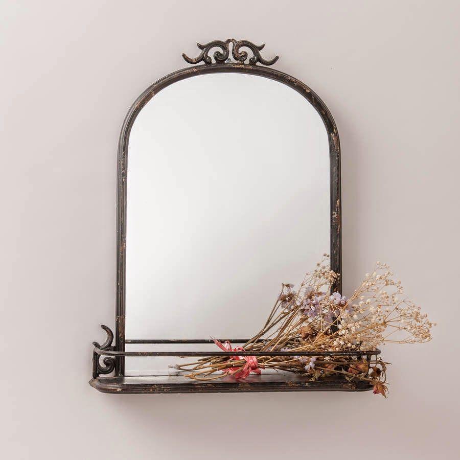 10 Espejos Vintage Para Una Decoraci N De Poca Espejos Vintage  ~ Espejos Decorativos Segunda Mano