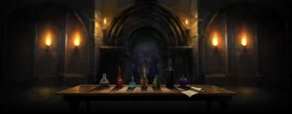 Sorcerer's Stone - pottermore