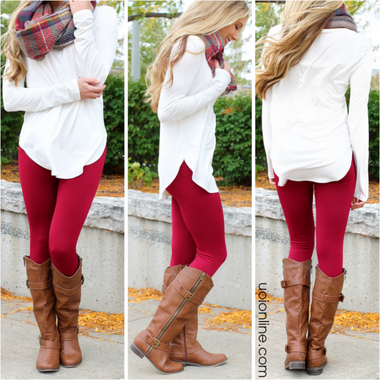 4 Casual Thanksgiving Outfits