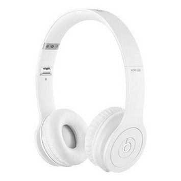 Beats By Dre Drenched In White #allwhiteverything