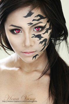Cosplay Makeup Google Search Sasuke Cosplay Maquiagem Para Fantasia Ideias De Maquiagem