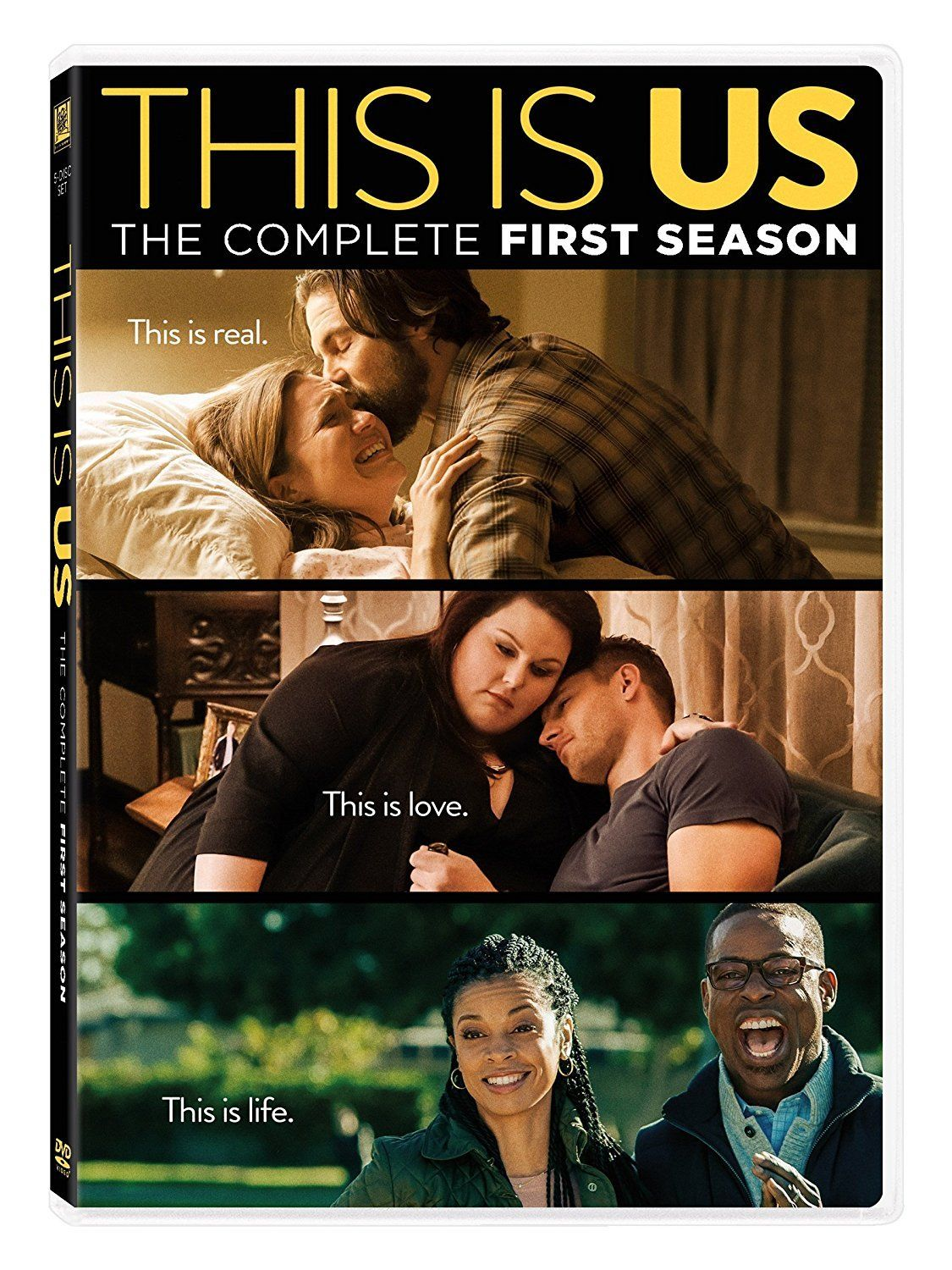 This Is Us Season 1 Dvd The Complete First Season Milo