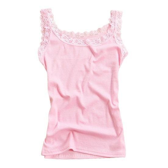 2016 Women Blouse Shirt Lace Crochet Blouses Vest Sleeveless Hollow Out Crop Tops Candy Color Summer Vetement Femme