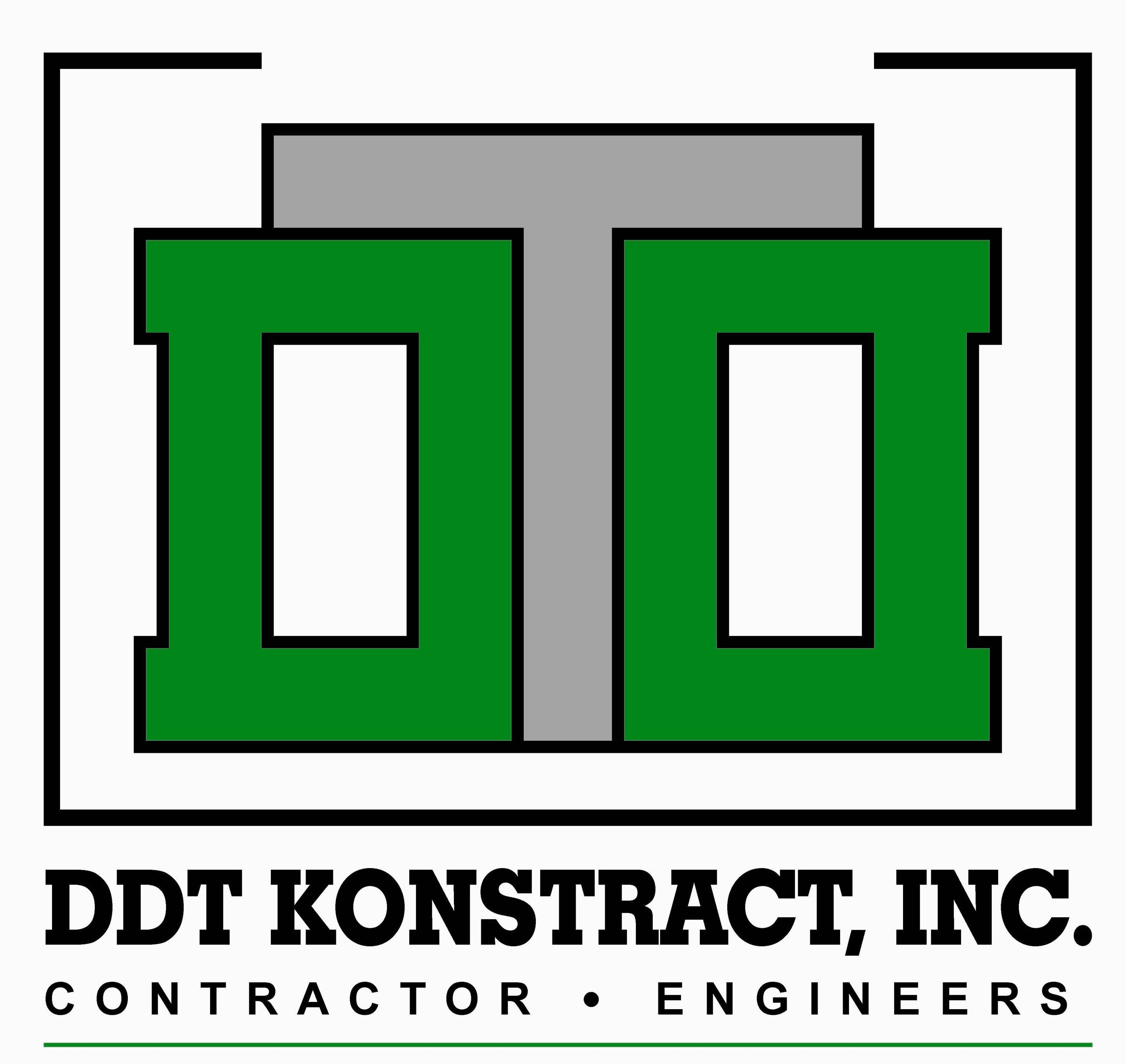 OUR HISTORY DDT KONSTRACT, INC. (DDTKI) is a duly