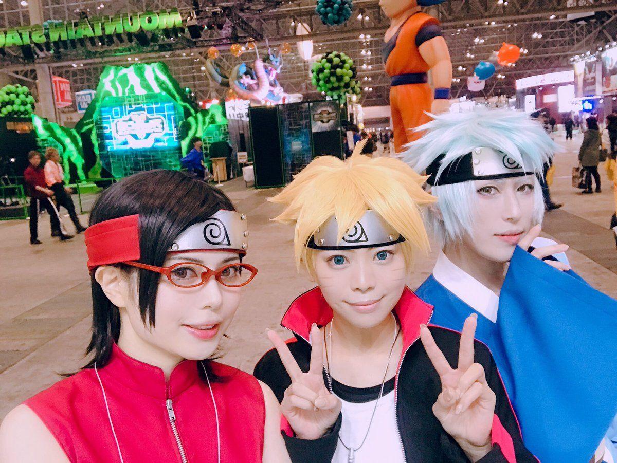 Cosplay Anime Cosplay Naruto Characters