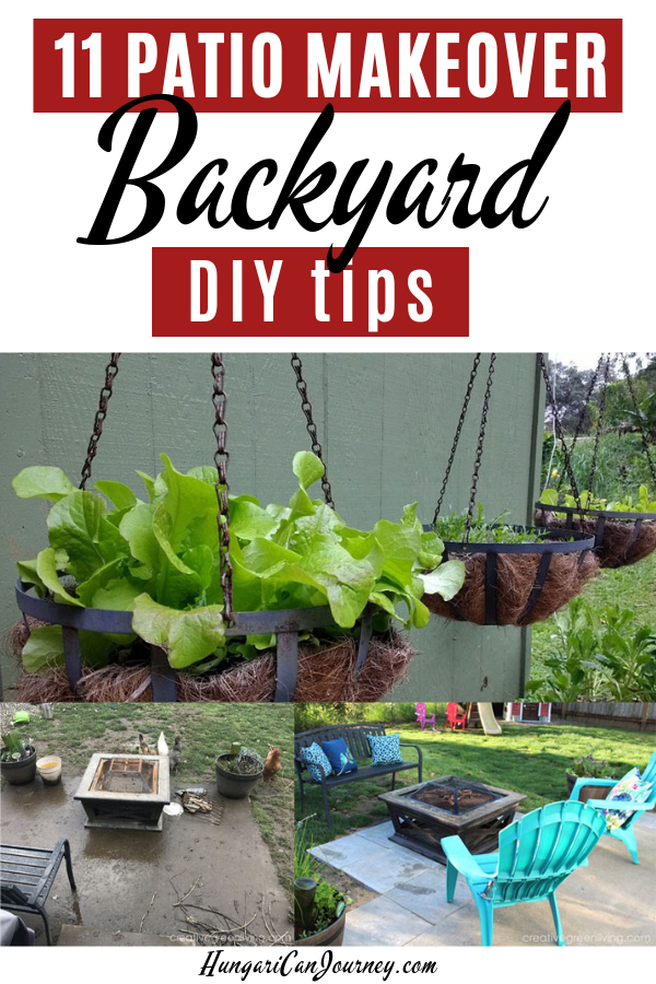 12 Amazing Backyard And Patio Ideas On A Budget Deck