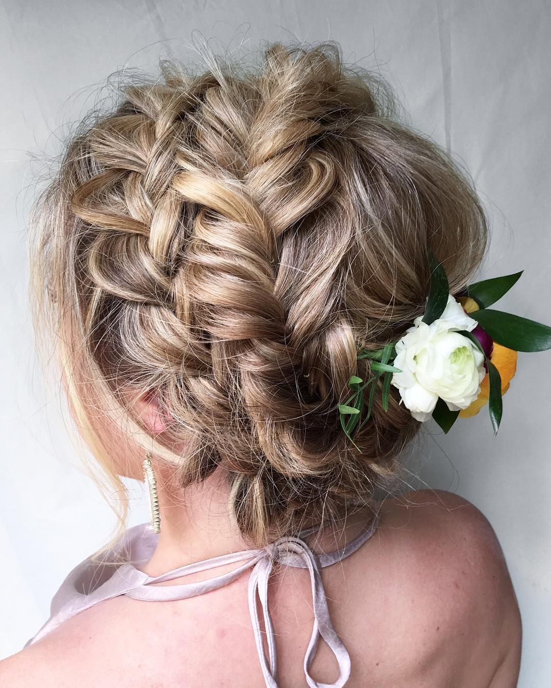 Perfection is overrated try out this boho sweetheart double braided