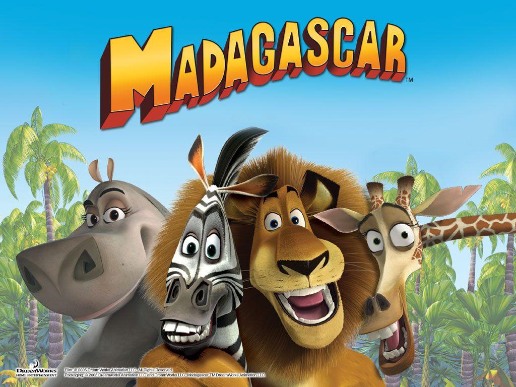 Мадагаскар картинки с надписями