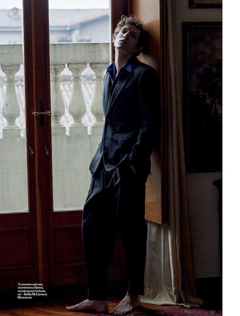 Conscious Choice (Vogue Ukraine)