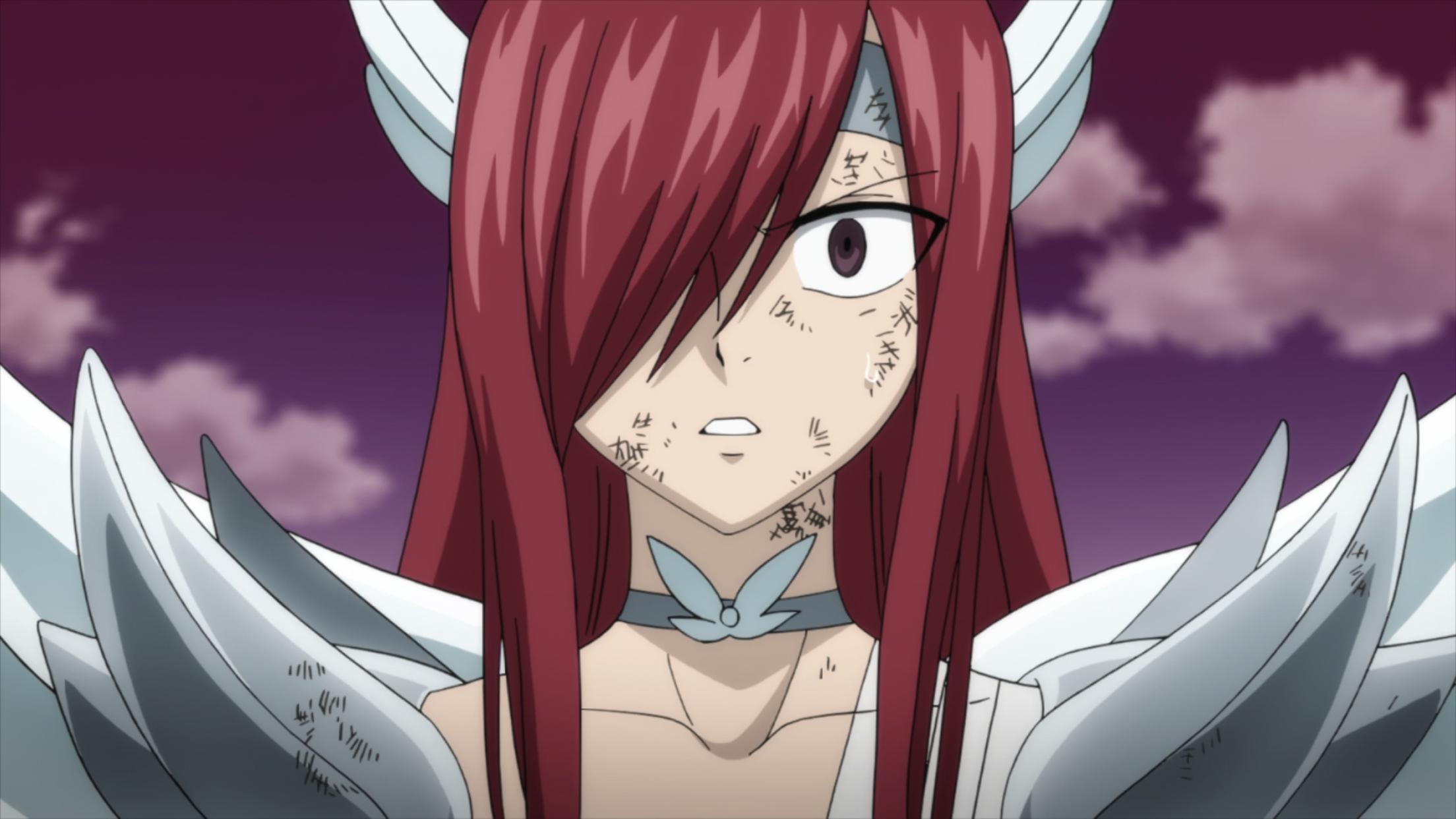 Fairy Tail 2018 Episode 50 Fairy tail erza scarlet, Erza