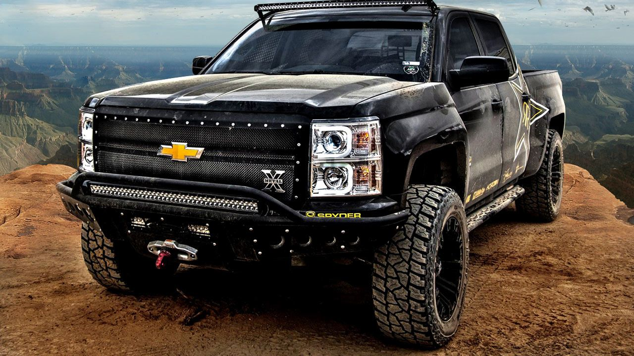 Chevy Silverado Truck Accessories & Parts
