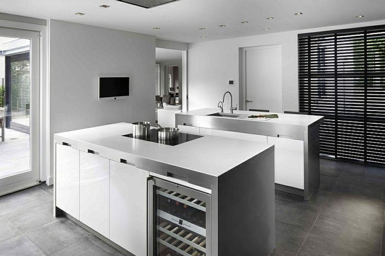 Edelstahl Küchenarmatur U2013 Wie Können Sie Ihre Moderne Küche Einrichten