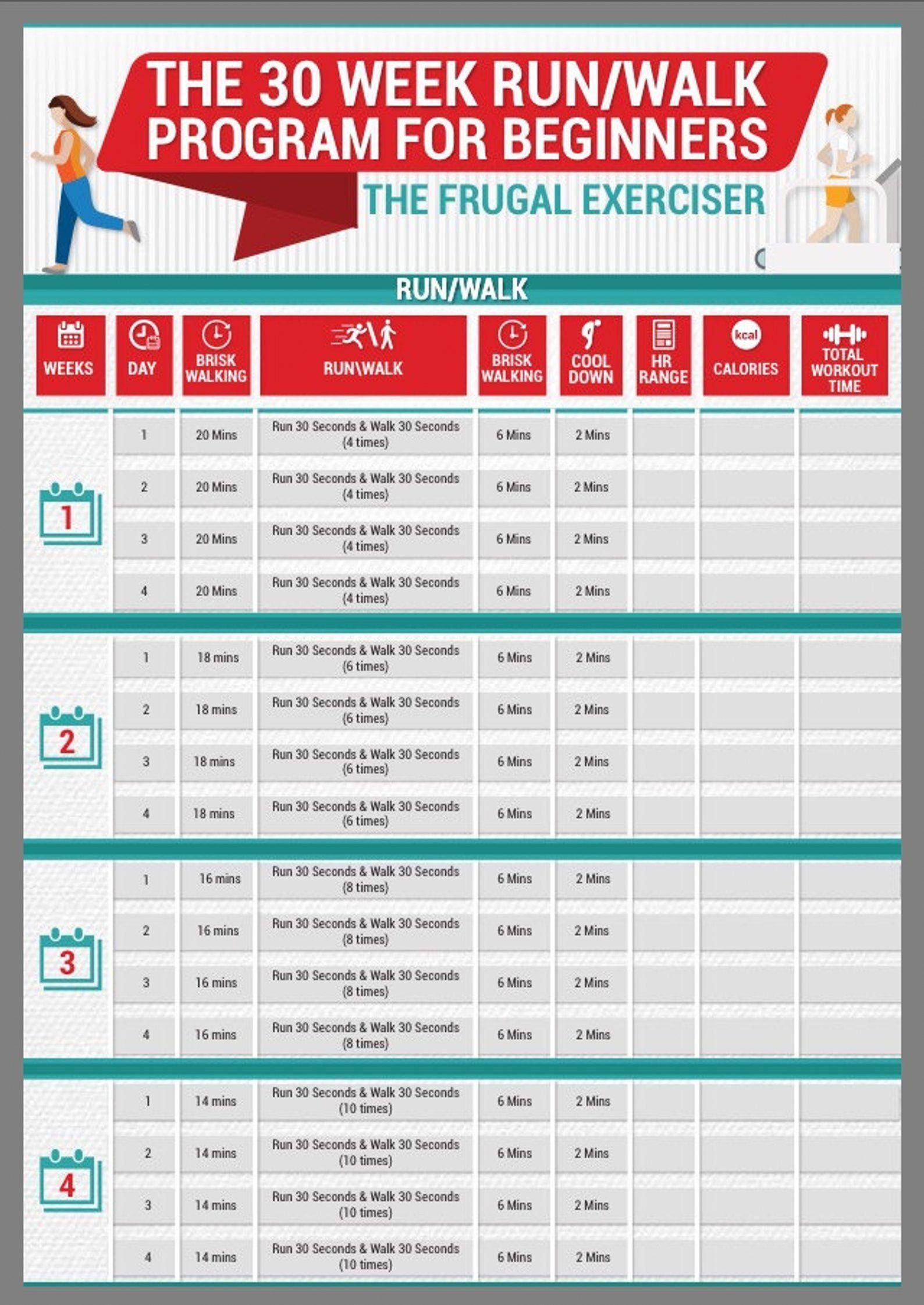 Photo of Running For Beginners pdf, Running Training Program, Running For Weight Loss, Treadmill Workout, Running Plan, Workout Routines, Running pdf