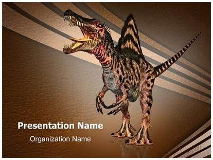 Download editabletemplates.com's premium and cost-effective Carnivore #Dinosaur editable PowerPoint #template now. Editabletemplates.com's Carnivore Dinosaur presentation templates are so easy to use, that even a layman can work with these without any problem. Get our #Carnivore Dinosaur #powerpoint #presentation #template now for professional PowerPoint #presentations with compelling PowerPoint #slide #designs.