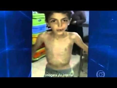 Acorda Mundo Fome na Síria - YouTube