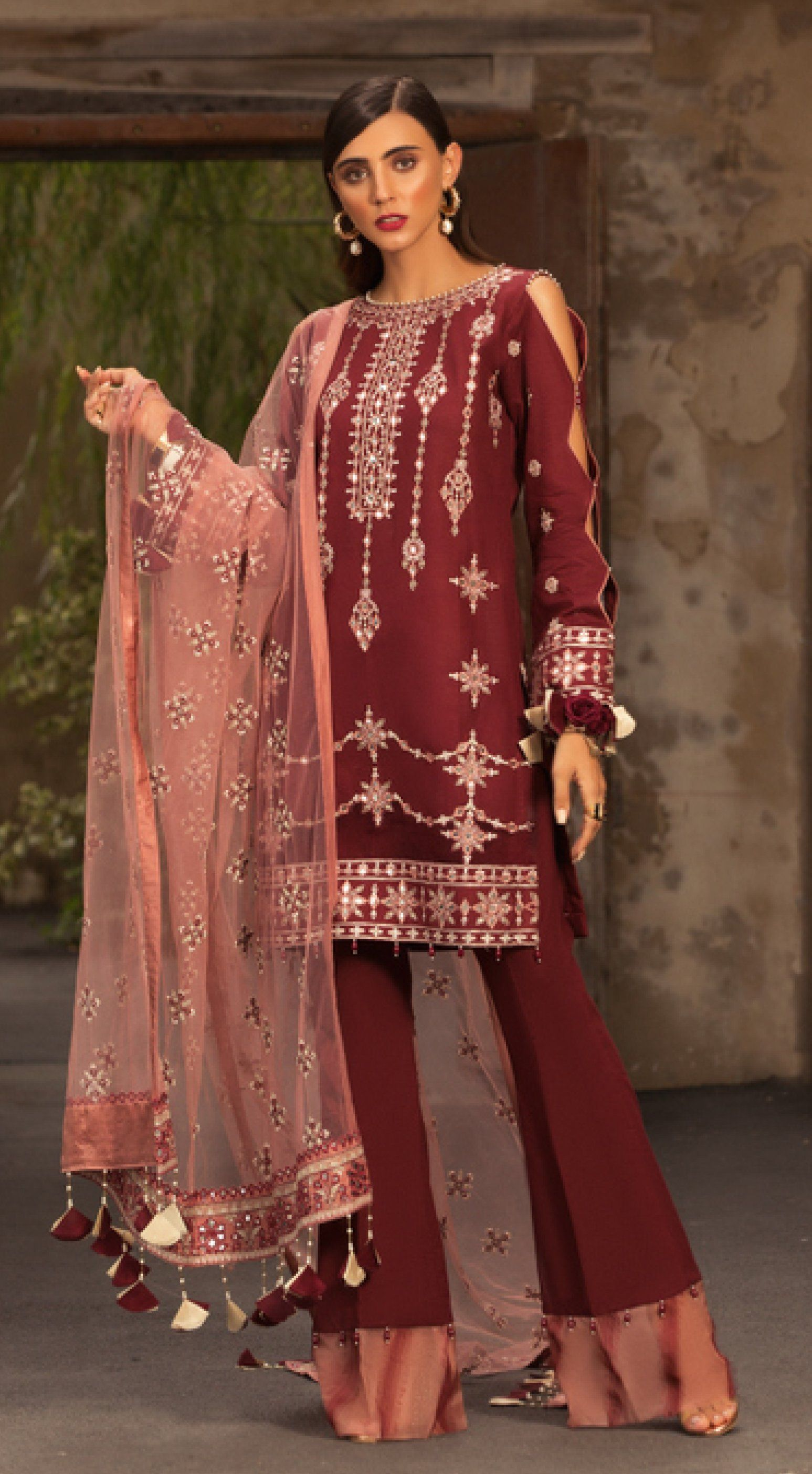 e2230a58c8 Noor by Sadia Asad - Lawn - D9 A in 2019 | Products | 3 piece suits ...