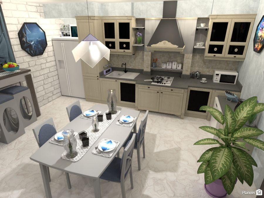 Kitchen Interior Planner 5d Design Your Dream House Interior