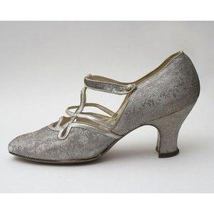 Brocade Evening Shoe The Shoes Belonged To Katherine Drexel