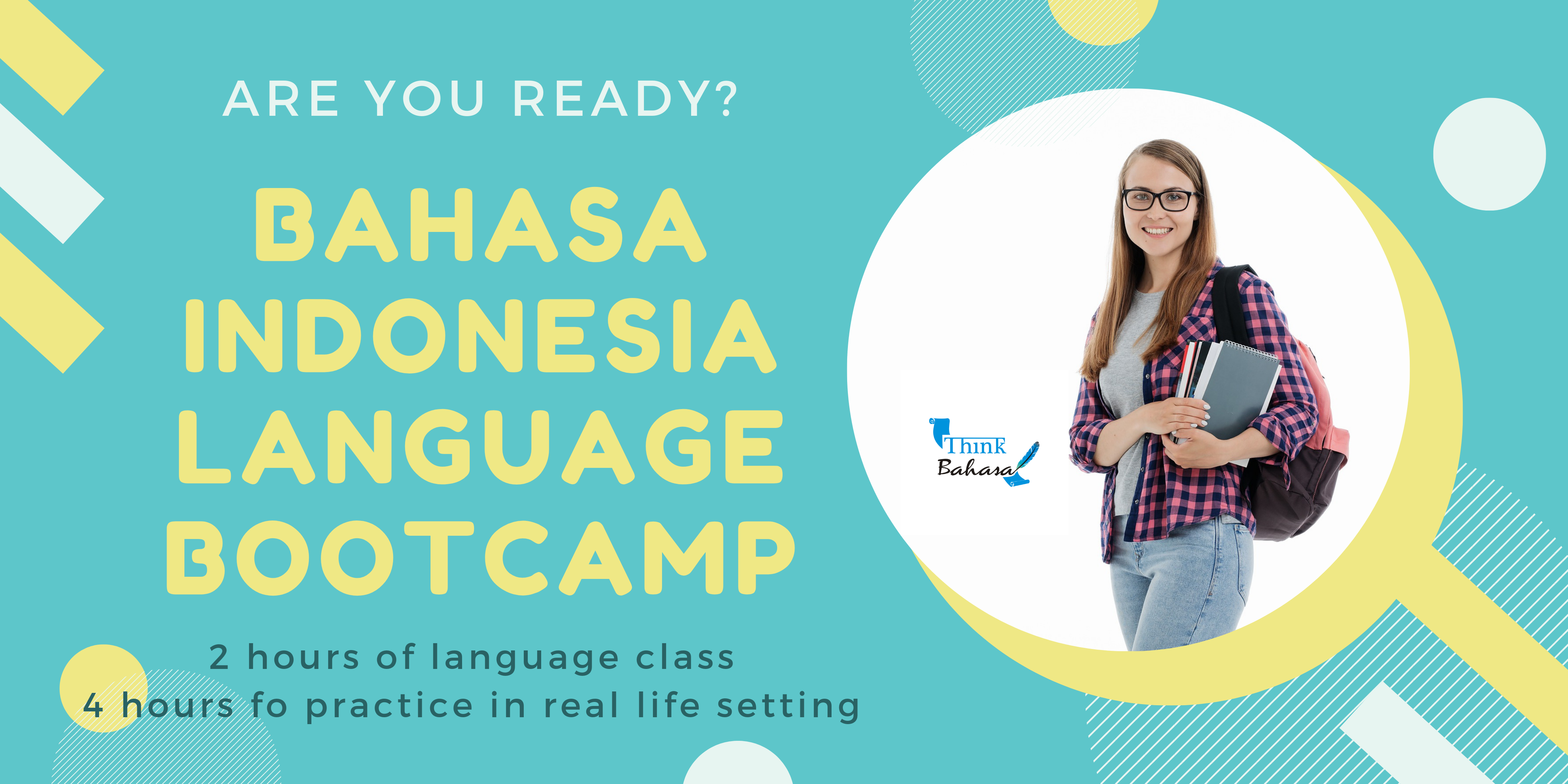 Bahasa Indonesia Language Bootcamp for Beginners