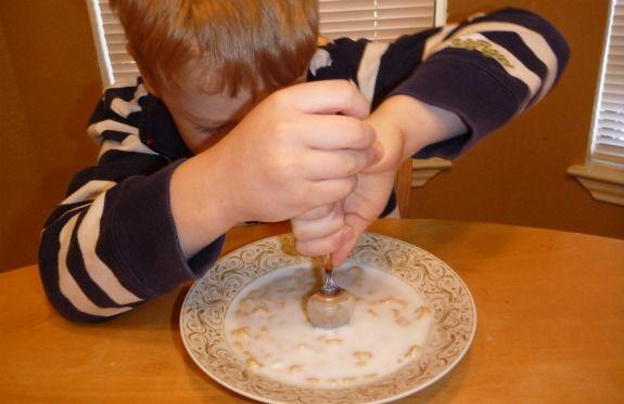 Image result for frozen cereal milk prank