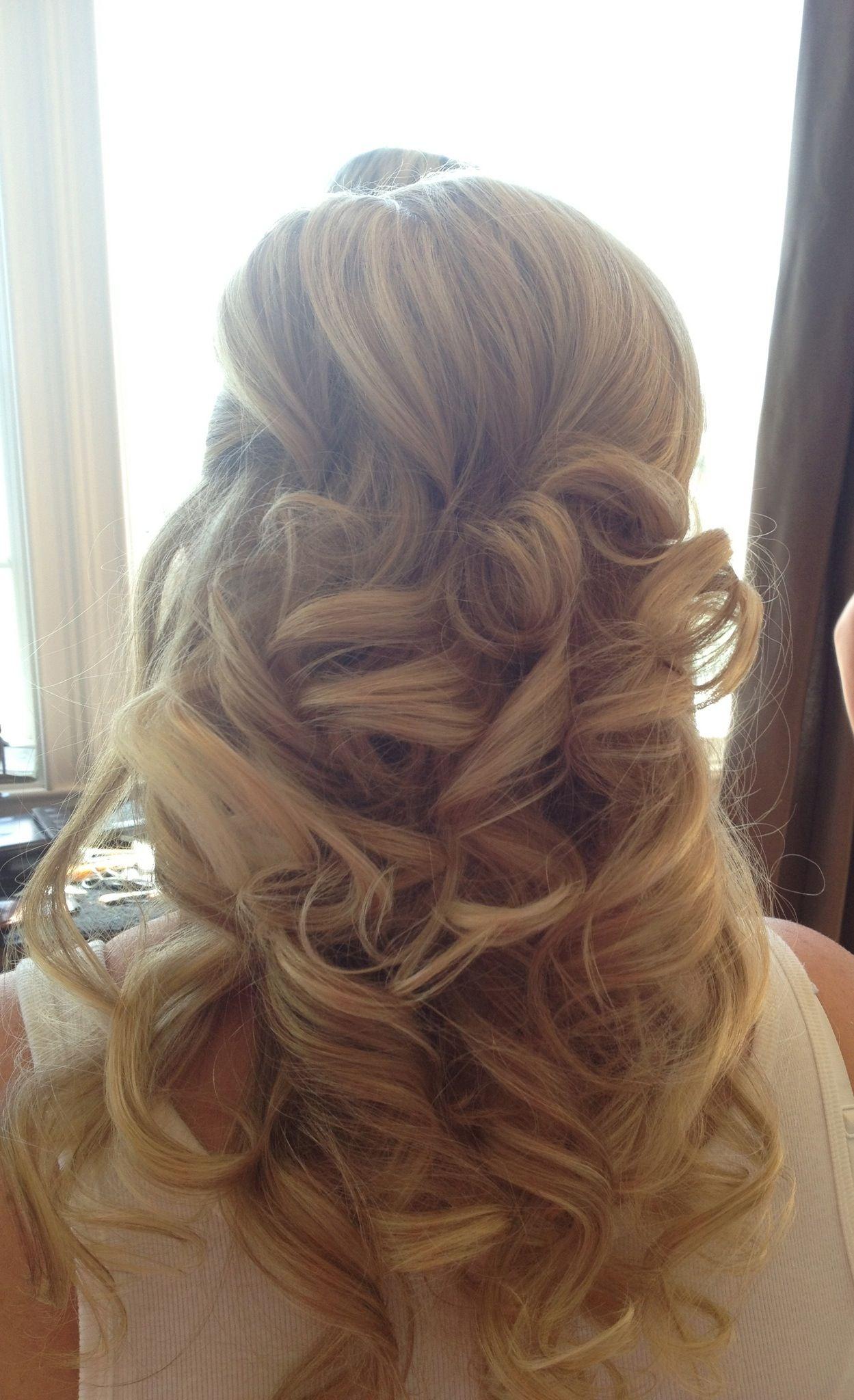 Wedding hair by dawn formal occasion hair my