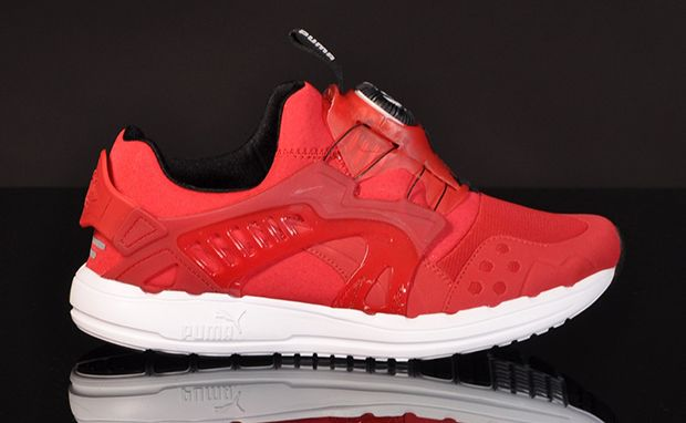 "PUMA Disc Blaze LTWT ""Ribbon Red"" 