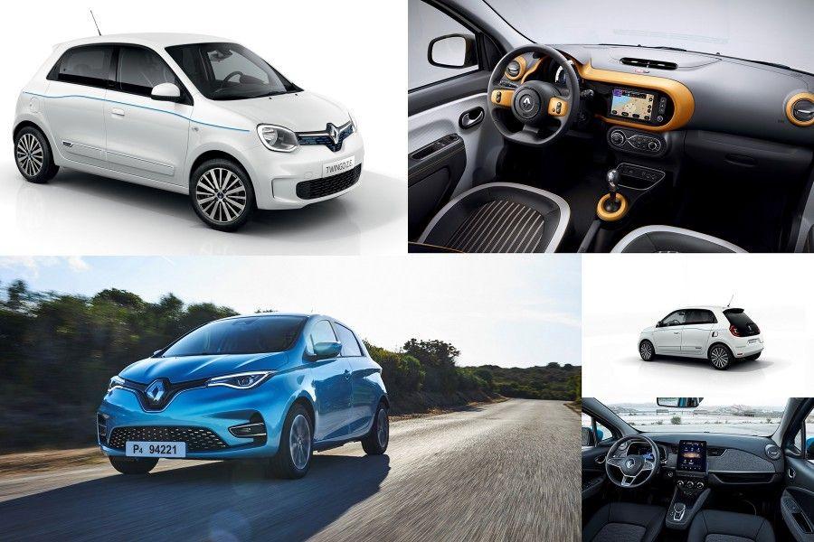 Renault Twingo Z E 2020 Mieux Que La Renault Zoe Renault