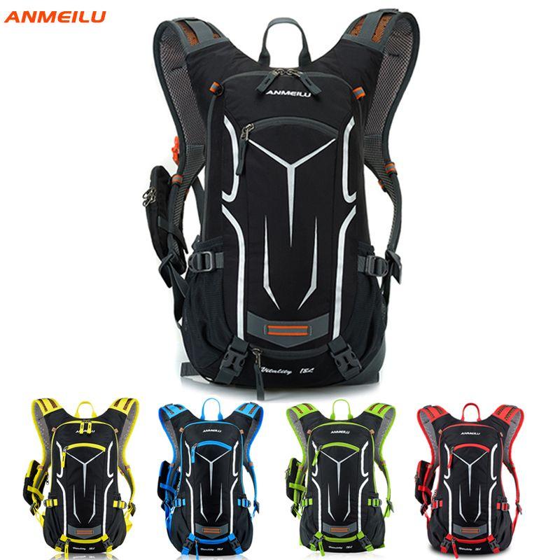 Waterproof Rucksack Backpack Bag Rain Cover for Bike Cycling Running Outdoor