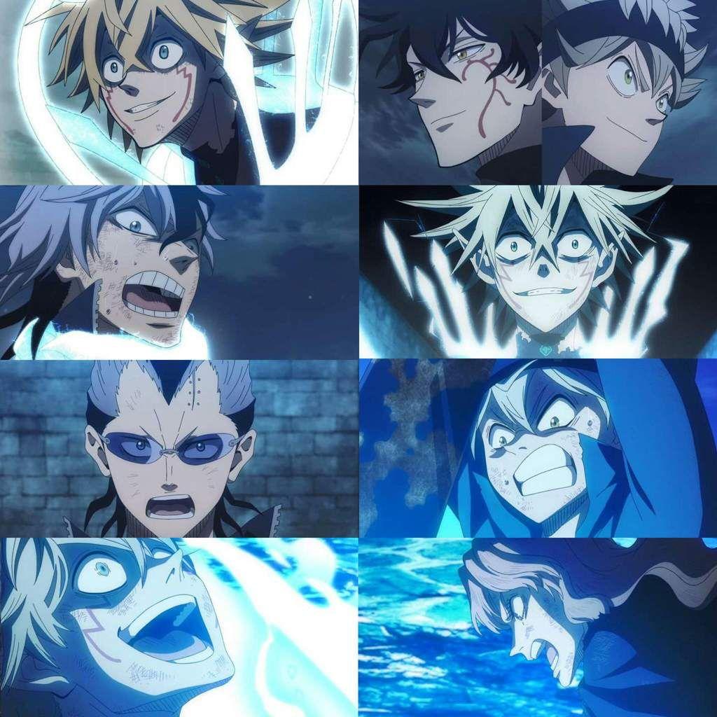 Black Clover Episode 104 Google Search Black Clover Anime Anime Sao Manga