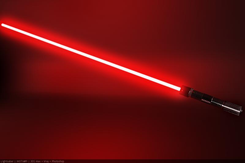 Red Lightsaber By Raju7 Dark Side Star Wars Red Lightsaber Star Wars Light Saber