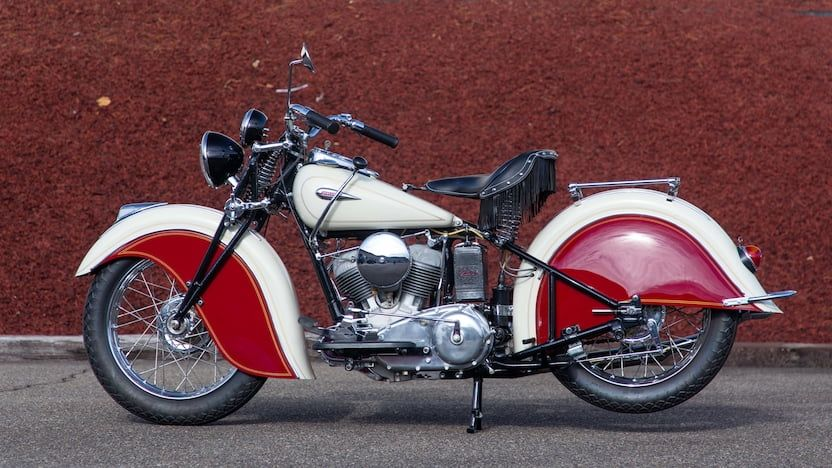 1940 Indian Sport Scout V34 The Eddie Vannoy Collection 2020 Classic Motorcycles Indian Scout Scout
