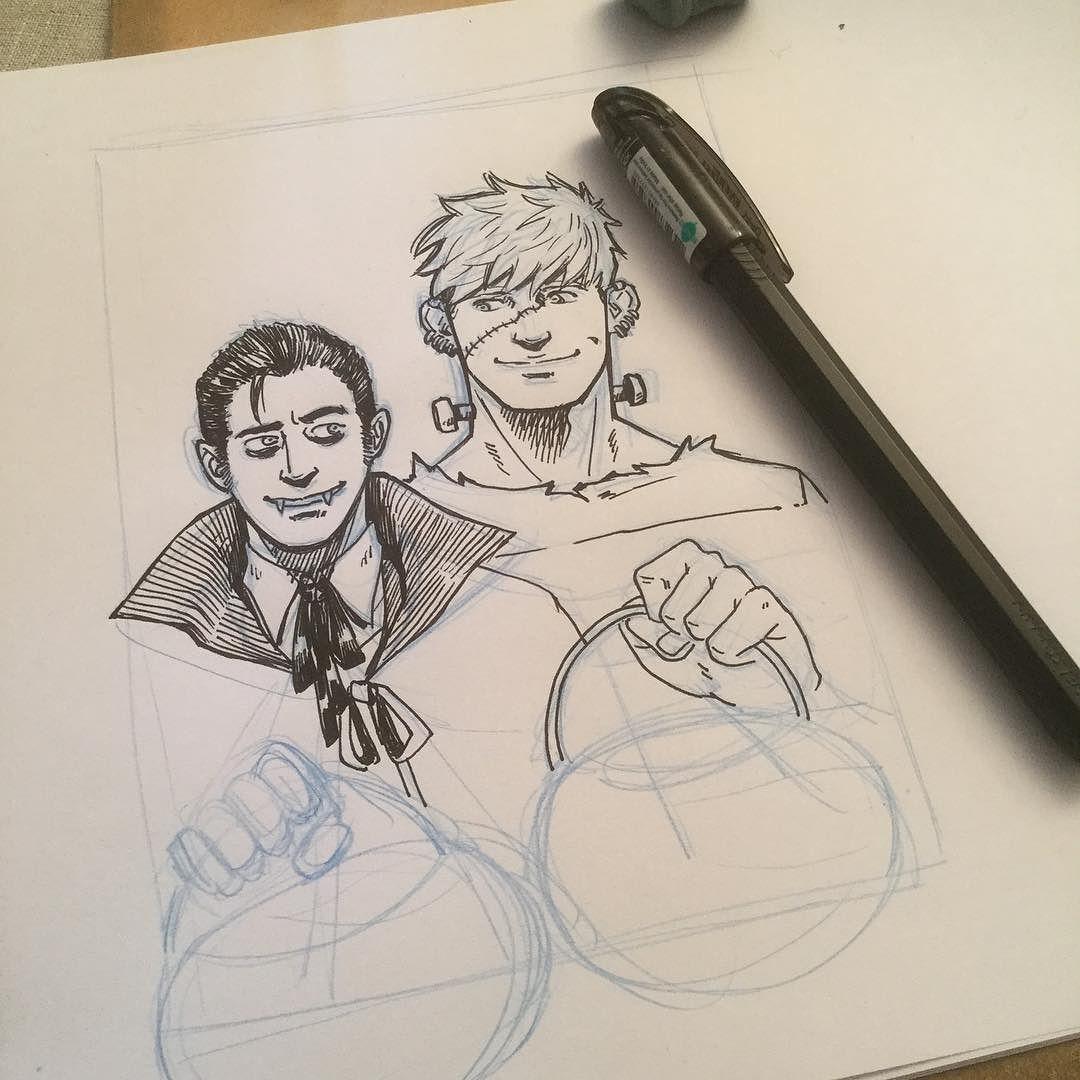 Dibujando para este dia! by cris__art