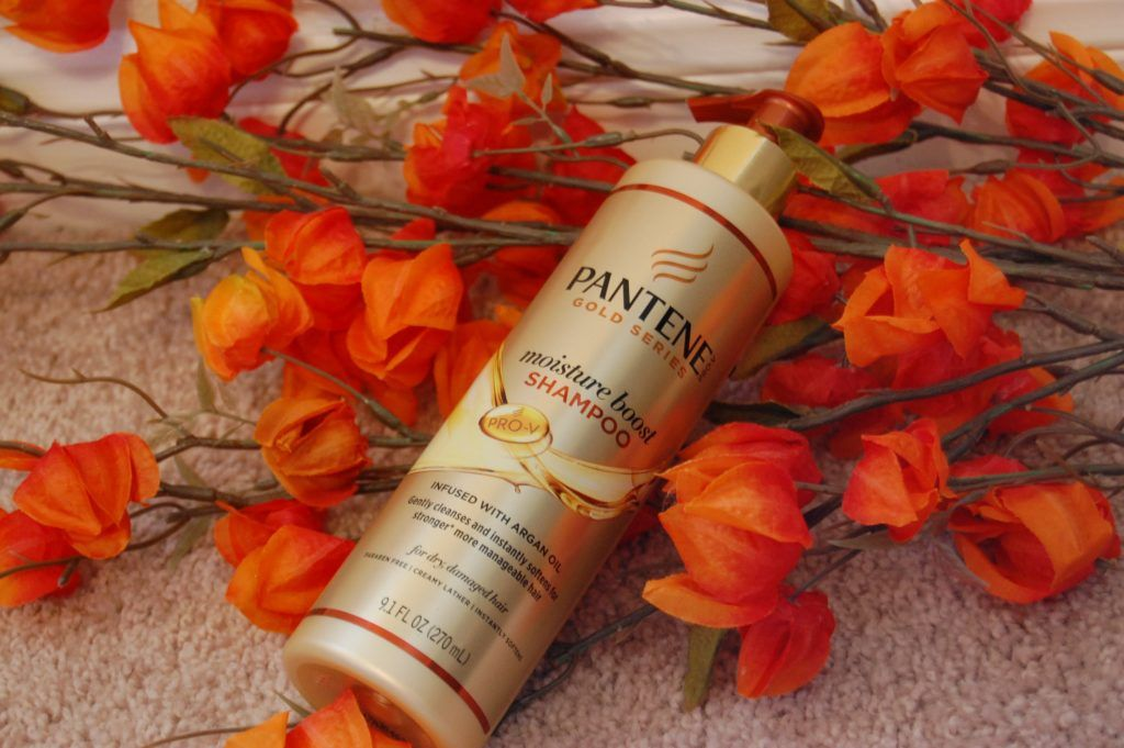 Product Review Pantene ProV Gold Series Collection (With