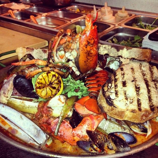 Labor Day Holiday Seafood Crab Boil Red Rooster Harlem Restaurant