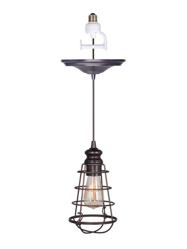 Pendant Light Conversion Kit New Win A Lighting Conversion Kit From Worth Home Products In This Decorating Inspiration