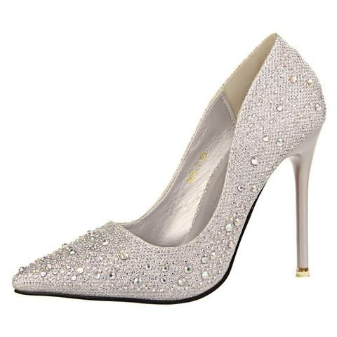 Women High Heels Shoes Fashion Rhinestone Shoes - Gold/Silver/Blue/Black/Gray/Pink For On Sale Purchase Order Where to Can I Buy Find Online Shopping Websites Acheter site de vente boutique en ligne pas cher livraison gratuite Budget Top Save Savings Coupons Discount Promo Code Deals Store Shop Cyber Monday Black Friday Free Shipping Best Cheap Affordable Bulk Wholesale Gift Ideas Good Products Heels Australia France USA US United States UAE Dubai Saudi Arabia UK Canada Germany Spain Netherl...