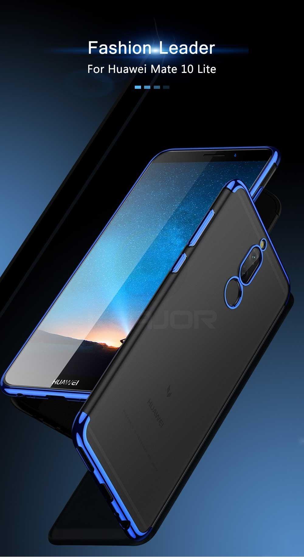 super popular b0563 e7d35 For Huawei Nova 2i Case Mate 10 Lite Case Soft TPU Silicon Cover ...